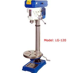 Máy khoan bàn tự động LG-120 khoan đường kính từ 3-16mm