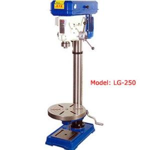 Máy khoan bàn tự động LG-250 khoan từ 3-25mm