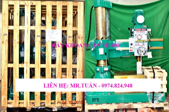 Máy khoan cần đài loan hiệu ToneFan Model: TF-900S
